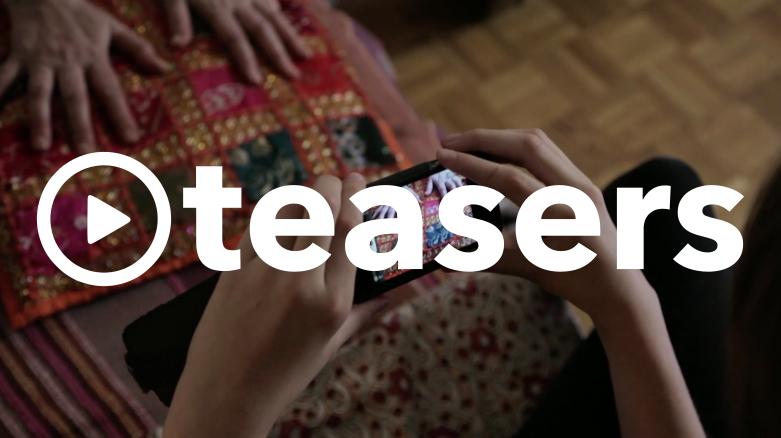 Entdecke und teile unsere Teaser!